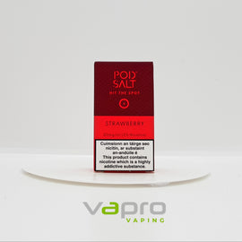 Strawberry - Pod Salt - Vapro Vapes
