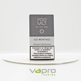 Ice Menthol - Pod Salt - Vapro Vapes