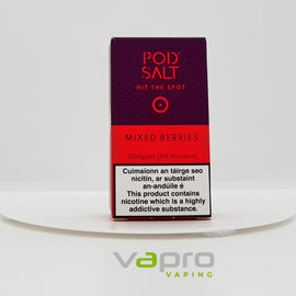 Mixed Berries - Pod Salt - Vapro Vapes