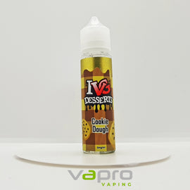 IVG 50ml Cookie Dough - Vapro Vapes
