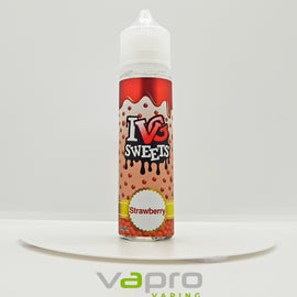 IVG Strawberry 0mg 50ml - Vapro Vapes