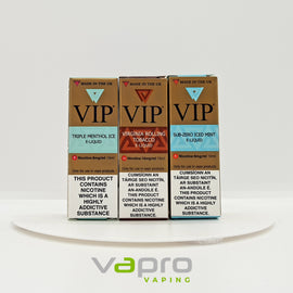 Triple Mentho VIP 8mg 10ml - Vapro Vapes