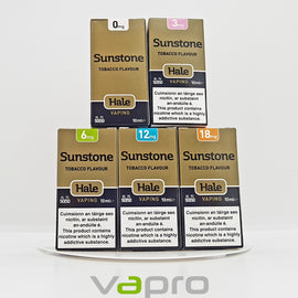 Hale Sunstone 10ml (12mg) - Vapro Vapes