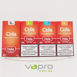 Hale Cola 10ml (6mg) - Vapro Vapes