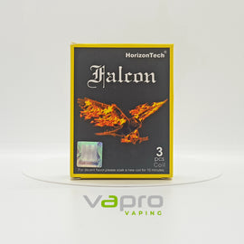 Horizon Falcon M-Triple Coil (Single) - Vapro Vapes