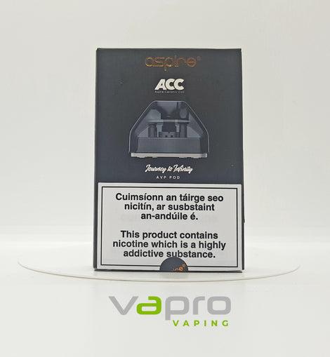 Aspire AVP Pod ceramic - Vapro Vapes