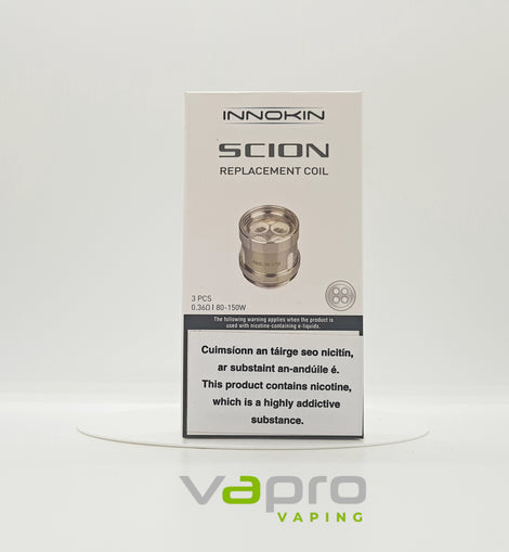 Innokin Scion Replace Coil 0.36ohm (single) - Vapro Vapes