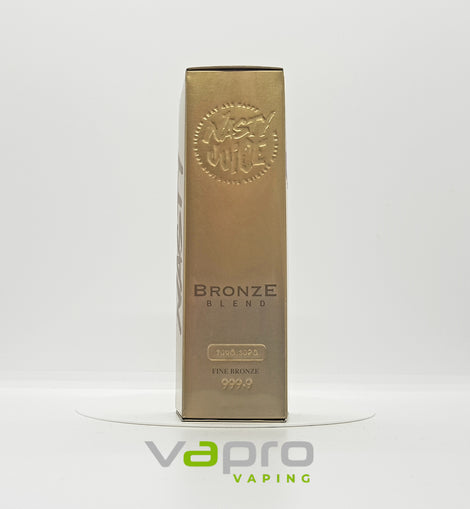 Nasty Juice Bronze Blend 0mg 60ml - Vapro Vapes