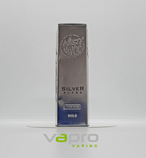 Nasty Juice Silver Blend 0mg 50ml - Vapro Vapes