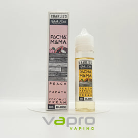 CCD Pachamama Peach Papaya Coconut Cream 50ml - Vapro Vapes