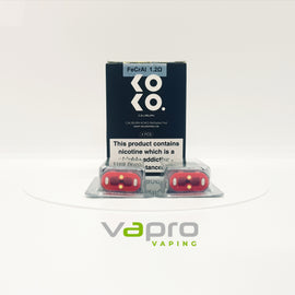 Uwell Caliburn Pods 1.2ohm (KOKO) - Vapro Vapes