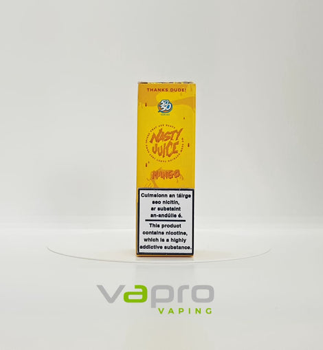 Nasty Juice Mango 6mg 10ml - Vapro Vapes