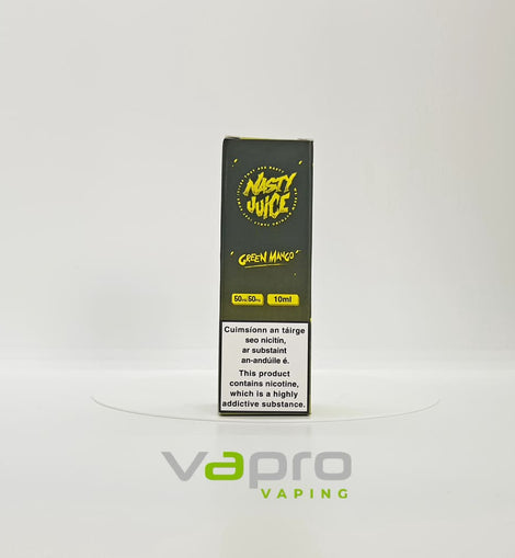 Nasty Juice Green Mango 6mg 10ml - Vapro Vapes
