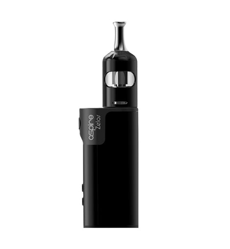 Aspire Zelos 2 Kit- Black - Vapro Vapes