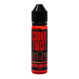 Cookie Twist Strawberry Cookie 50ml 0mg - Vapro Vapes