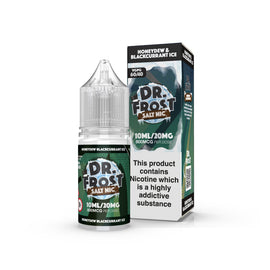 Dr Frost Honey Blackcurrant Ice Salt Nic 20mg 10ml - Vapro Vapes
