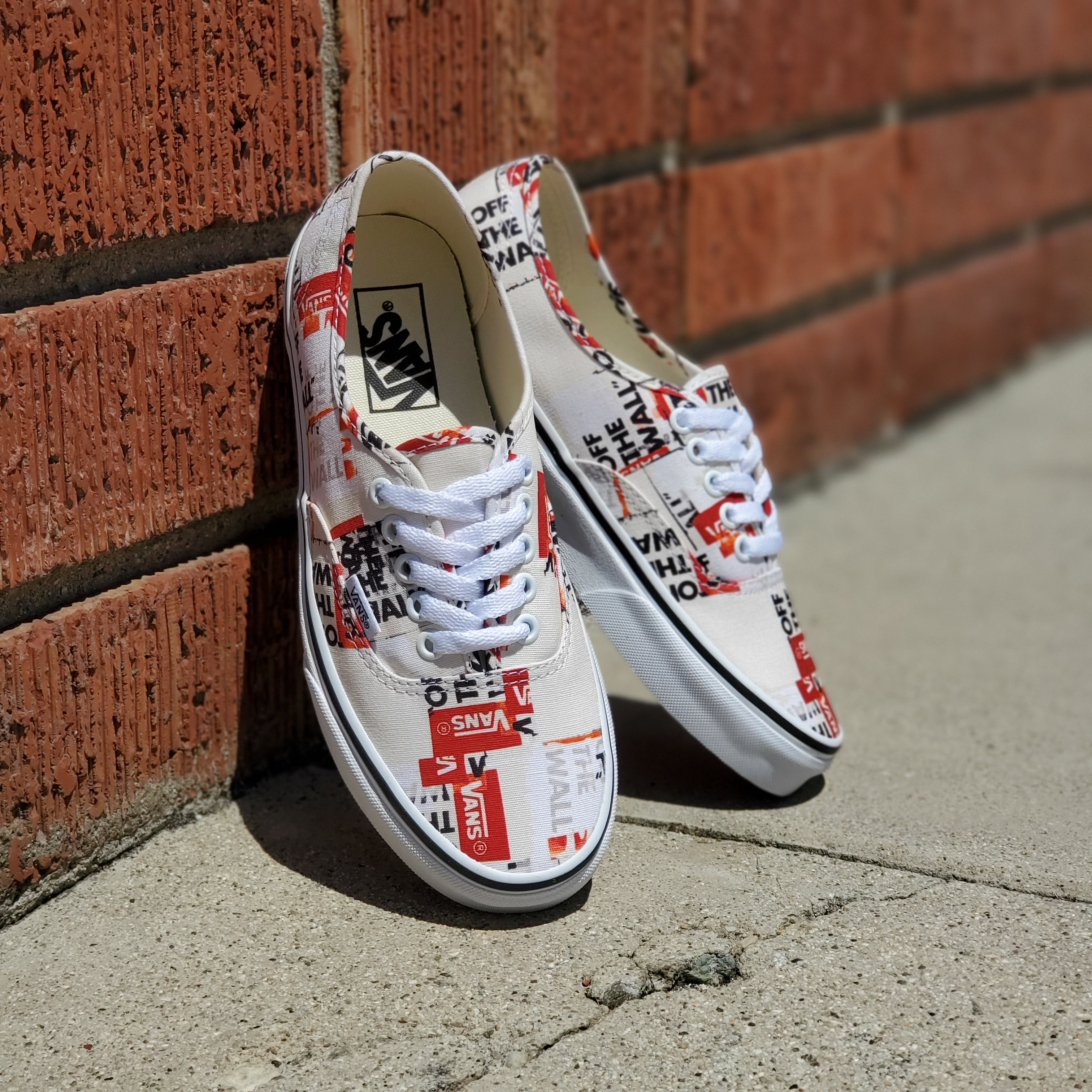 VANS AUTHENTIC PACKING TAPE