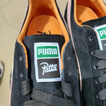 Load image into Gallery viewer, PUMA CLYDE X PATTA AMSTERDAM BLACK