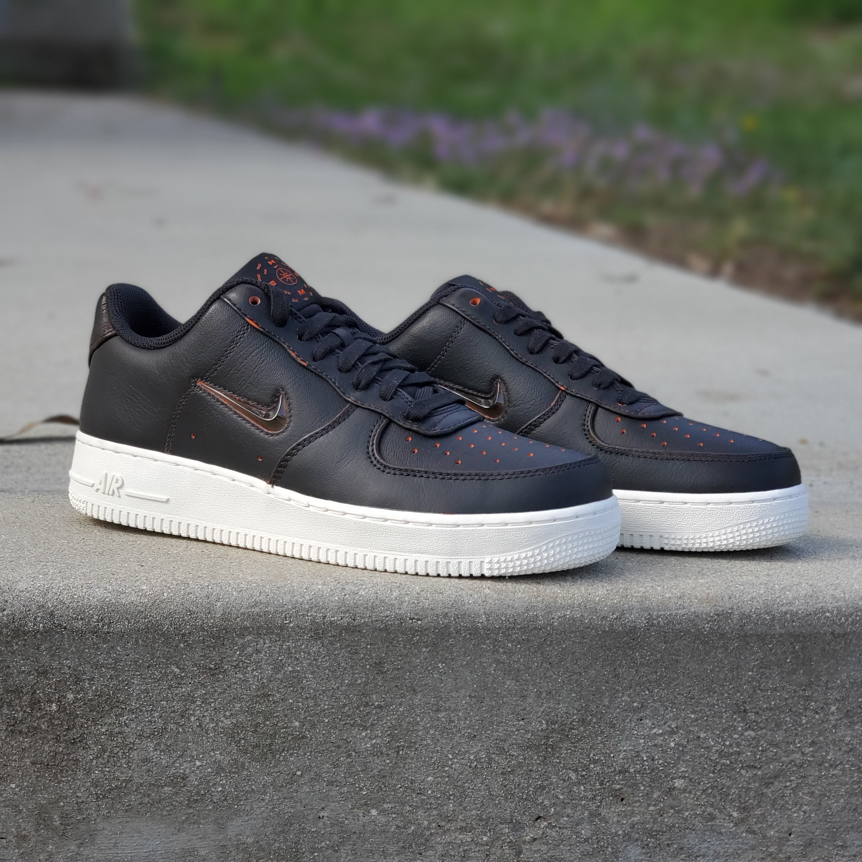 NIKE AIR FORCE 1 '07 PRM JEWEL HOME AND AWAY