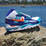 Load image into Gallery viewer, NIKE AIR TRAINER SC HIGH MIAMI DOLPHINS