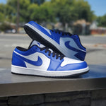 Load image into Gallery viewer, AIR JORDAN 1 LOW GAME ROYAL