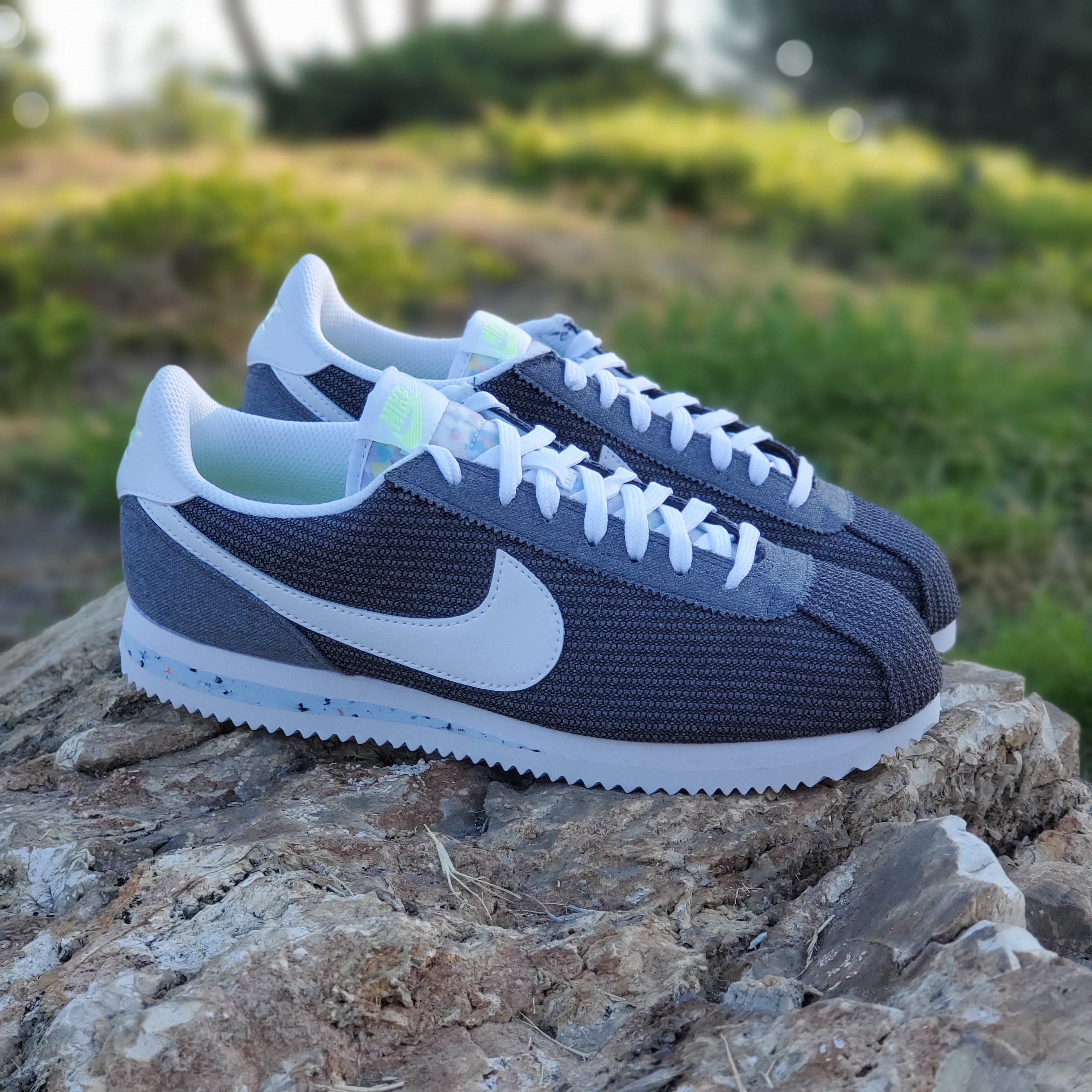 CORTEZ BASIC RECYCLED CANVAS
