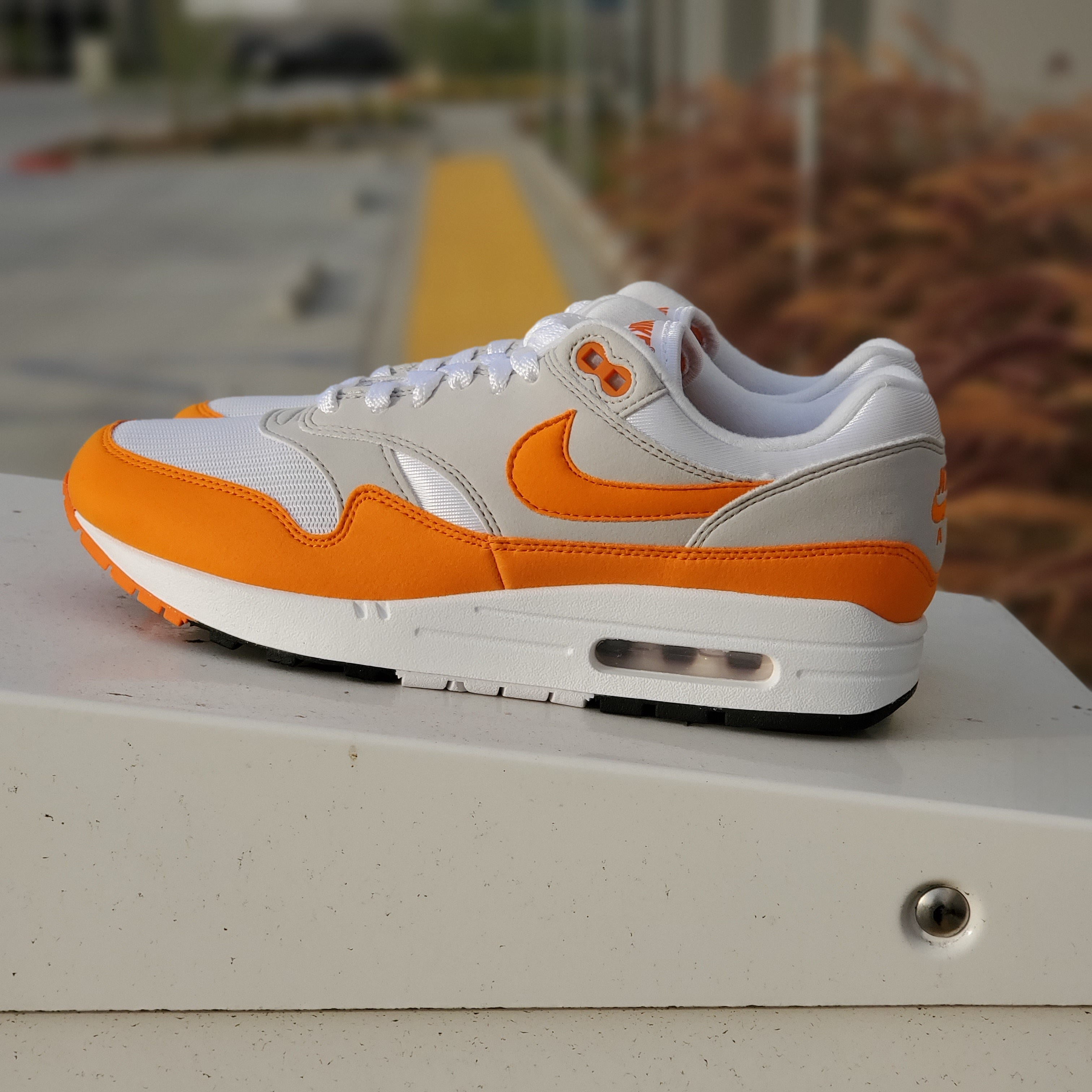 "NIKE AIR MAX 1 ""ANNIVERSARY ORANGE"" (2020)"