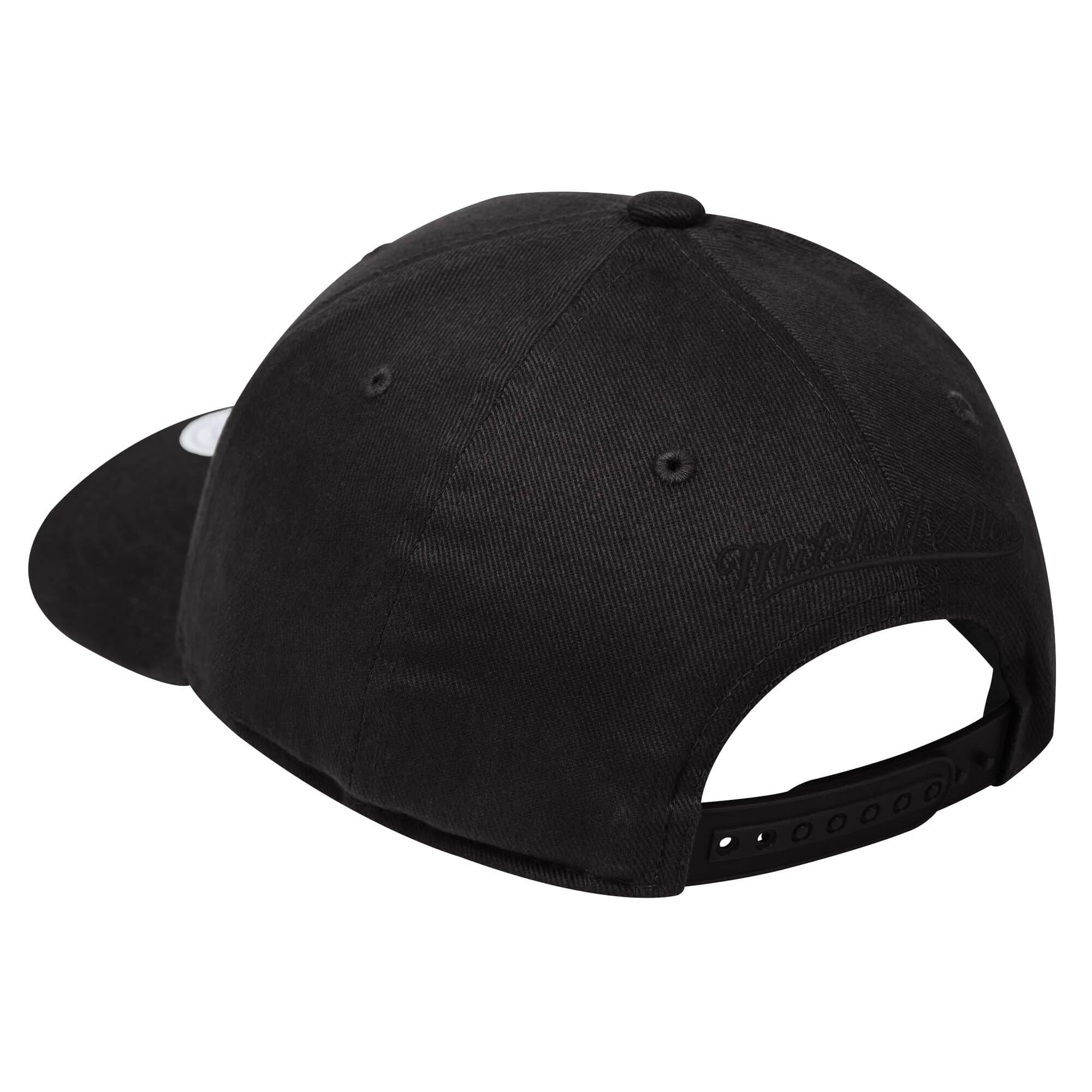 CHAIN PATCH STRAP BACK