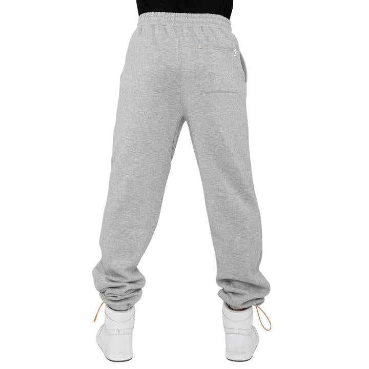 HYPER FLEECE PANT HEATHER GREY