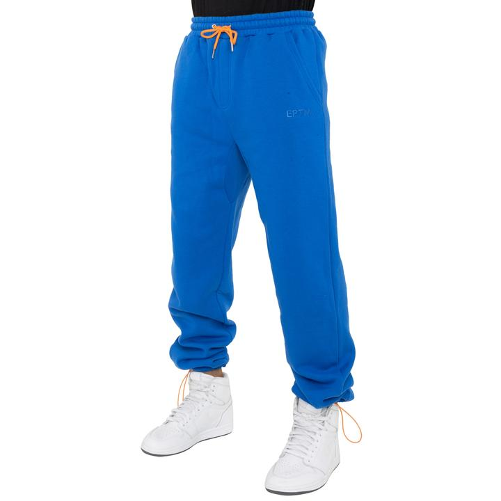 HYPER FLEECE PANTS BLUE