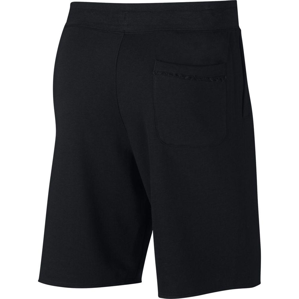 M NSW HE SHORT FT ALUMNI BLK