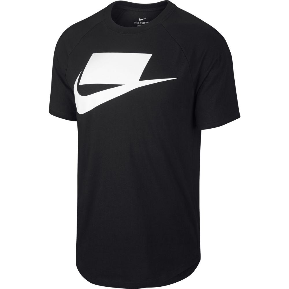 M NSW SS TEE 1 BLK
