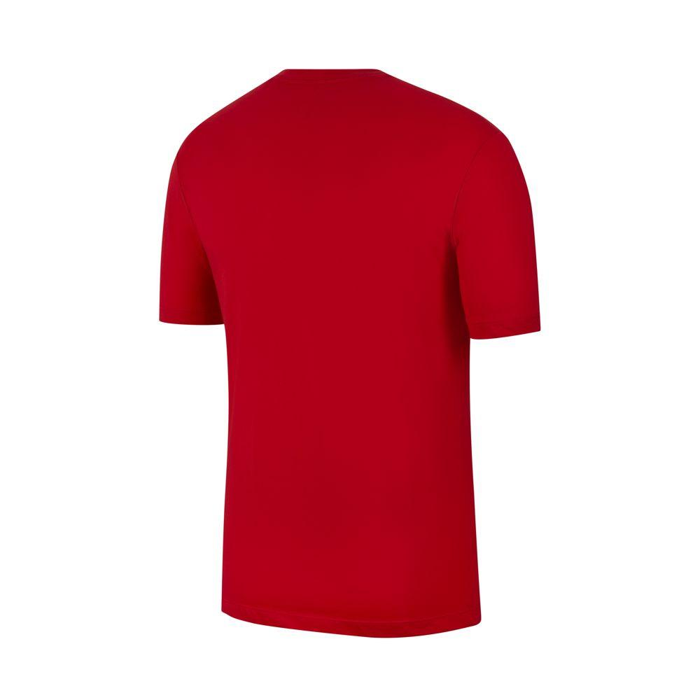 M NSW SS TEE NIKE AIR 2 RED