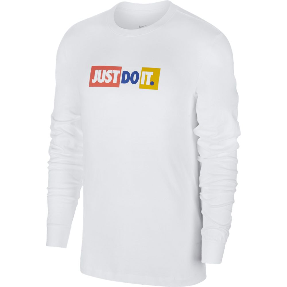 NIKE SPORTSWEAR JUST DO IT LONG SLEEVE
