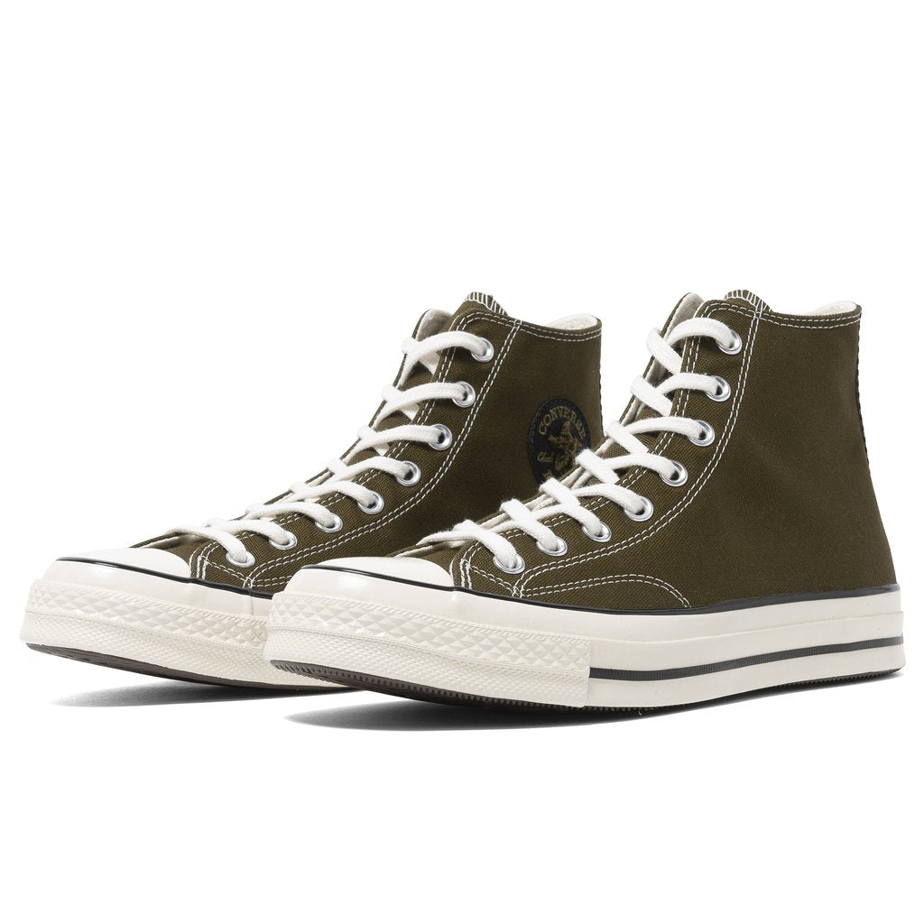 CHUCK 70 SURPLUS OLIVE HIGH TOP
