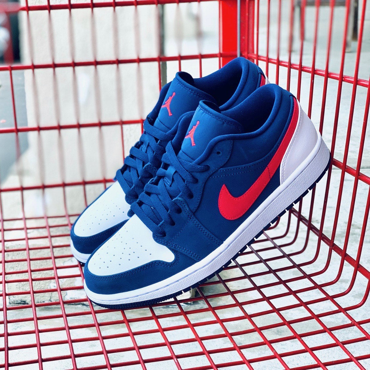 AIR JORDAN 1 LOW USA