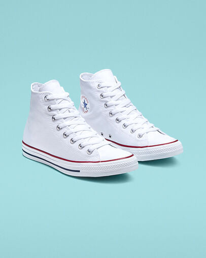 CHUCK TAYLOR ALL STAR OPTIC WHITE HIGH TOP