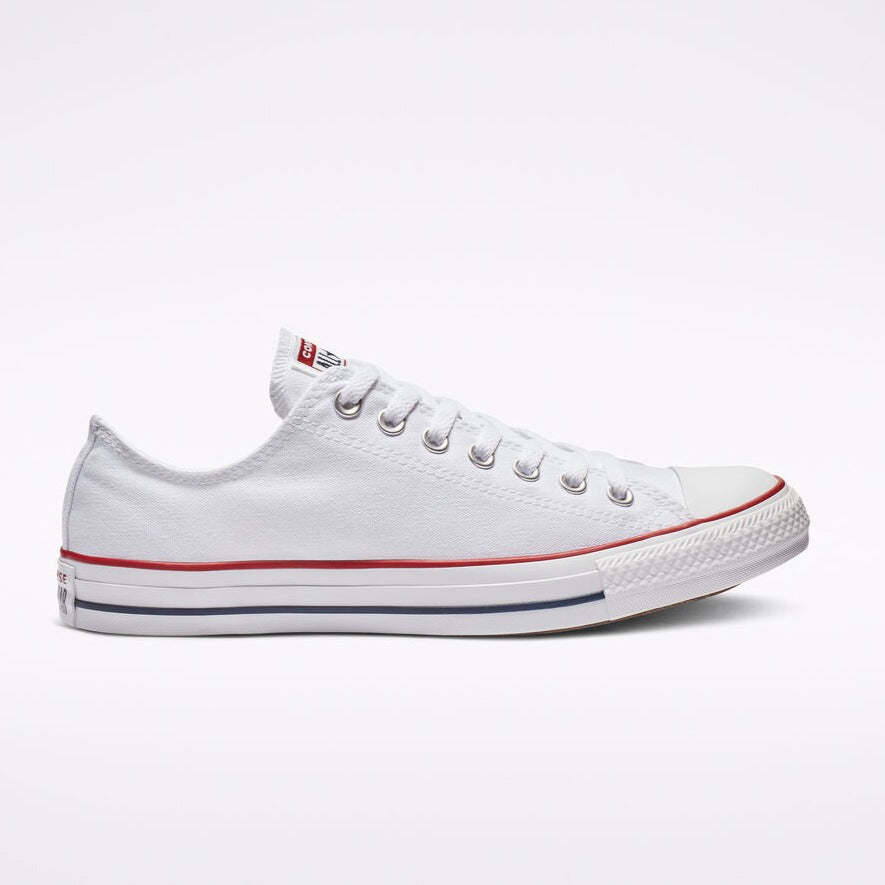 CHUCK TAYLOR ALL STAR OPTIC WHITE LOW TOP
