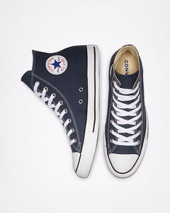 CHUCK TAYLOR ALL STAR NAVY HIGH TOP