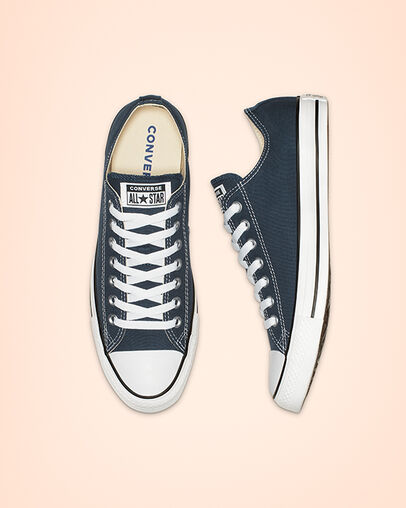 CHUCK TAYLOR ALL STAR NAVY BLUE LOW TOP