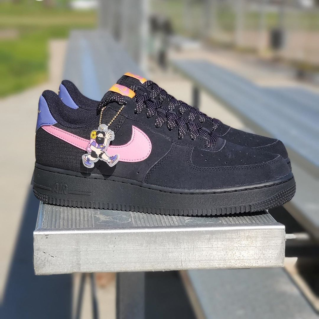 AIR FORCE 1 07 LV8 2 ACG BLACK