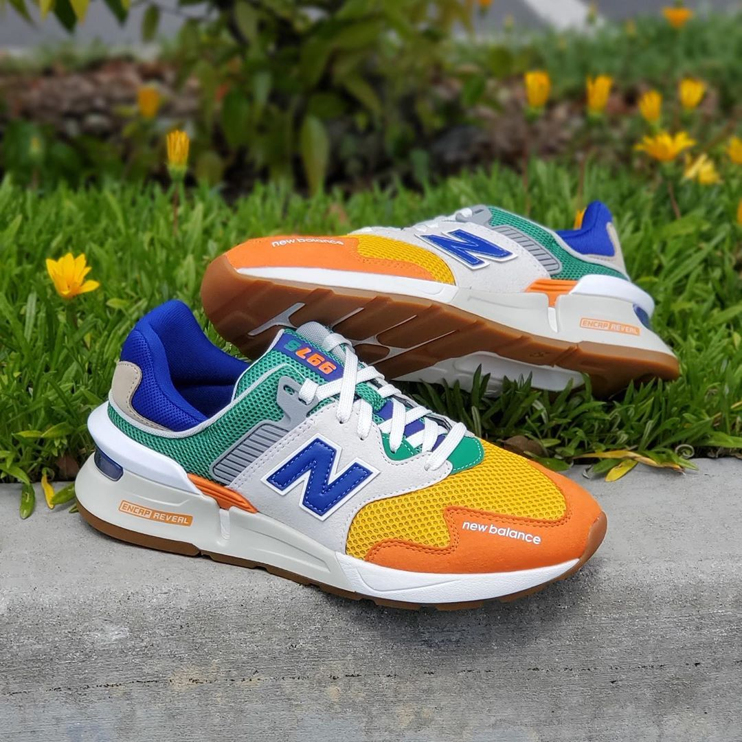 NEW BALANCE 997 SPORT MS997JHX MULTICOLOR