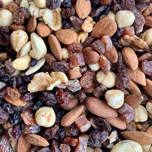 Organic Fruit and Nut Mix