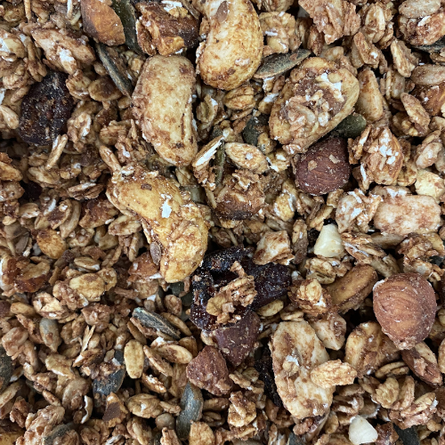 Awesome Almond Rolla Granola