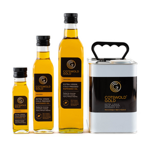 Extra Virgin Rapeseed Oil Refill