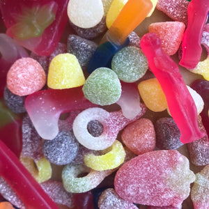 Vegan Pick and Mix Sweets