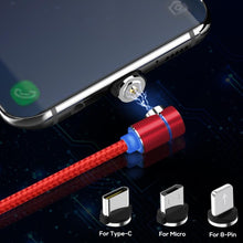 Load image into Gallery viewer, Magnetic USB Cable - Ledom Life Savers