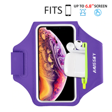 Load image into Gallery viewer, Armband Sports Phone Case  (screen size: 6.8 inches or less) - Ledom Life Savers