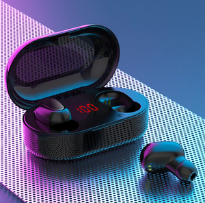 Wireless Bluetooth Earphones - Ledom Life Savers