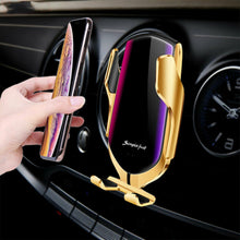 Load image into Gallery viewer, Wireless Car Phone Charger - Ledom Life Savers